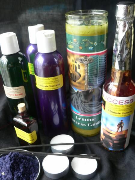 MiracleUtopia com Spiritual Hoodoo and Voodoo Voodoo Ritual Spell Kits